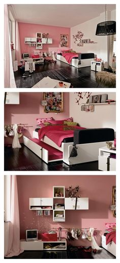 Contemporary Teens Room Designs By Huelsta #Teens #Bedroom
