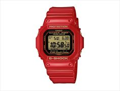 - Keep track of time with this Casio G-Shock G-LIDE Surf Surfing Moon Data Sports Watch. G-Shock watches are uniquely designed and take the concept of toughness to a totally new level. Striking red in colour. Casio G-shock, Casio Watch, Casio G Shock Watches, Sport Watches, Watches For Men, Red Watches, Fancy Watches, Gents Watches, Wrist Watches