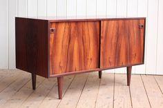 Vintage Mid Century Danish Rosewood Sideboard Mid Century | Vinterior