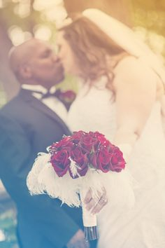 We love how photographer Molly incorporated the bouquet in this photo! #MinneapolisWeddings #WeddingsMN