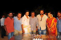 Vallavanukku Pullum Aayudham - Last Day Shooting - Events - CinemaGrind