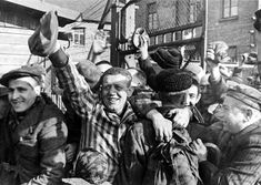 LIBERATION OF AUSCHWITZ - JANUARY, 27TH IN 1945