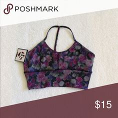 Strut-This sports bra Bnwt // listed under lululemon for exposure lululemon athletica Intimates & Sleepwear Bras
