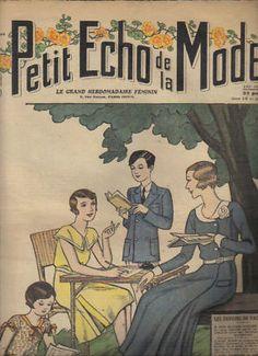 ECHO SMALL FASHION 1931 No. 39