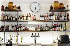 No.246 | Smith Hanes. restaurant interior, bar