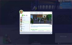 Mod The Sims - TS4 Florist Career (Custom)