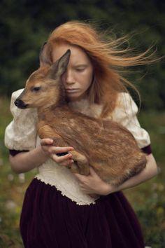 Photography by Katerina Plotnikova   http://ineedaguide.blogspot.com/2015/02/katerina-plotnikova-update.html #photography #animals