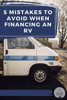 Financing an RV could mean your dream comes true, but there are some big mistakes you could make. Here are my 5 mistakes to AVOID when financing an RV, with tips on what to do instead. Best Money Saving Tips, Saving Money, Rv Financing, Rv Life, Mistakes, No Worries, Dreaming Of You, Budgeting, I Am Awesome