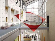 Galeria - Arte e Arquitetura: Decomposição da Geometria/ Intervenções de Felice Varini - 13