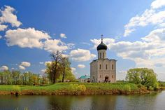 The Church of the Intercession on the River Nerl, Russia is part of General Tours' Historic Gems of Russia tour. Picture courtesy of General Tours.