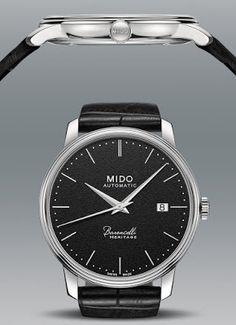 La boîte à montre: MIDO Baroncelli Héritage