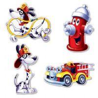 Fire Station Cutouts