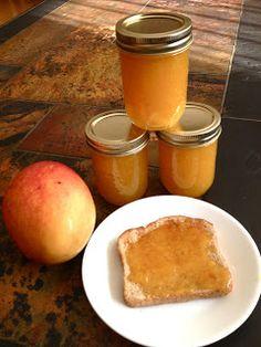 the socially awkward vegan: Mango Jam