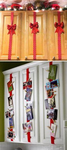 Sokszor a konyhánkból hiányoznak a karácsonyi díszek, mert is igazán tudjuk mi lenne az, ami oda illik. Összegyűjtöttünk jó pár öltetet, amely biztosan ad pár jó tippet arra, hogyan tudjuk ezt a helységet ünnepi díszbe öltöztetni…. Forrás: showmedecorating.com Forrás: christmas.snydle.com Forrás: 11magnolialane.com Forrás: remodelaholic.com Forrás: talkofthehouse.com Ismeretlen forrás Forrás: melissadark.blogspot.nl Elkészítési leírás—-> lisafroststudio.com Forrás…
