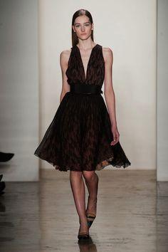 Theallet evening dress