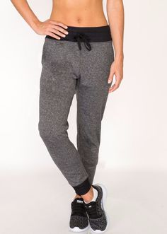Fleece Cuffed Jogger Sweatpants