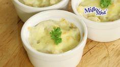 Mac And Cheese, Cheddar Cheese, Baked Mac, Classic Recipe, Cheese Sauce, Cheeseburger Chowder, Food Videos, Macaroni, Mashed Potatoes