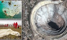 Shocking photos of mankind's destruction of the planet