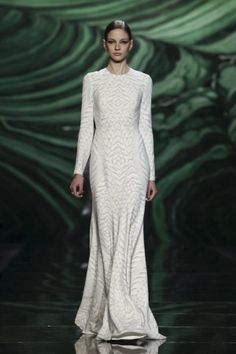 Monique Lhuillier Fall Winter Ready To Wear 2013 New York