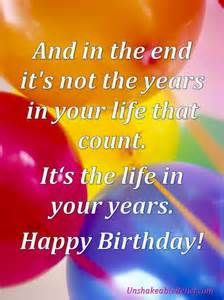 And in the end it's not the years in your life that count. It's the life in your years that matter… Wish you Special and a very Happy Birthday Happy Birthday Brother Messages, Happy Birthday Picture Quotes, 30th Birthday Quotes, Happy 30th Birthday, Happy Birthday Images, Birthday Messages, Birthday Ideas, Birthday Greetings, Fiftieth Birthday