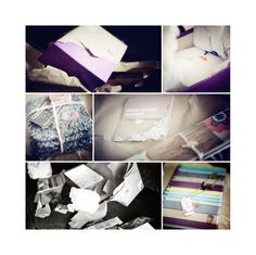 Box #28 Curiosity, Good Night, Playing Cards, Polaroid Film, Box, Projects, Nighty Night, Log Projects, Snare Drum