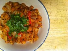Egyptian fava bean recipe