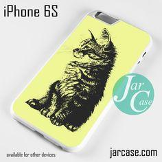 Kitty Sketch Phone case for iPhone 6/6S/6 Plus/6S plus