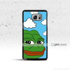 Pepe The Frog Case Cover for Samsung Galaxy S3 S4 S5 S6 S7 Edge Plus Active Mini Note 3 4 5 7