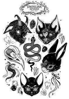 Drawing Ideas Trippy Illustrations 67 New Ideas halloween art Drawing Ideas Trippy Illustrations 67 New Ideas Flash Art Tattoos, Body Art Tattoos, Tattoo Flash Sheet, Leg Tattoos, Tattoo Sketches, Tattoo Drawings, Art Sketches, Art Drawings, Pencil Drawings