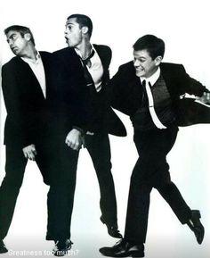 Matt Damon, George Clooney, Brad Pitt!!!