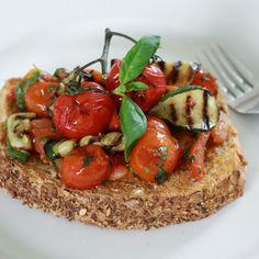 'Healthy vegetarian Brunch' on Picfair.com