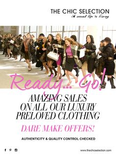 SALES on www.thechicselection.com