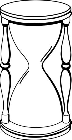 Hourglass drawing  P.S. (What I Haven't Said) | Hourglass, Hourglass drawing and Tattoo