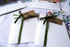 Best Handmade Bunting Wedding Stationery