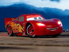 Disney's Cars 3 recently hit theaters and if you're a parent then your children probably love that series. If they wanted to drive their very own Cars character, now they can and that isn't the only movie with awesome remote controlled toys. Kristina Guerrero is checking out over the top RC toys from some of Hollywood's biggest films.