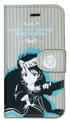 Sword Art Online iPhone 5 Case - Kirito @Archonia_US