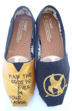 The Hunger Games TOMS! I'm seriously dead right now.  I'm not alive.  I died. OMG I NEED these like now.