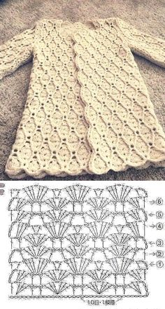 Crochet printables how to crochet braids w marley hair ! original no rod technique! crochetbabycardigan how to crochet how to crochet braids kanekalon hairstyles products 21 ideas for 2019 crochet braids braids crochet hairstyles ideas kanekalon products Pull Crochet, Gilet Crochet, Mode Crochet, Crochet Coat, Crochet Cardigan Pattern, Crochet Jacket, Crochet Blouse, Crochet Motif, Crochet Shawl
