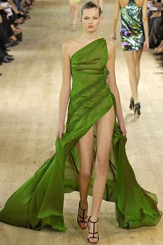 Emanuel Ungaro Spring 2007 Ready-to-Wear Collection