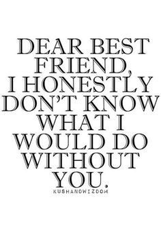 I need to send this to my friends more often because I'm absolutely the luckiest person ever!