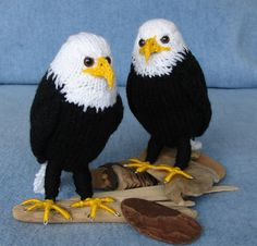 Amigurumi Gingerbread Man Free Pattern : Peregrine falcon knitted bird miniature peregrine by ...