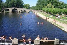 Un listado de las mejores piscinas naturales cerca de Madrid.