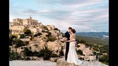 Brand new wedding video from the midevil village of Gordes, France.