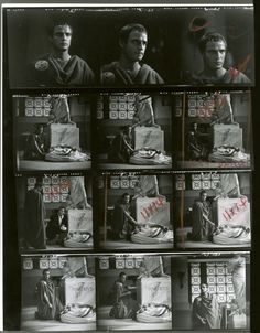 Never-before-seen vintage Hollywood contact sheets featuring Audrey Hepburn, James Dean and Grace Kelly » Lost At E Minor: For creative people
