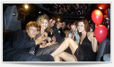 You may throw a party, rent a party bus and invite everyone to join! But the ultimate way is to rent a limo!