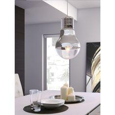 Gilese Chrome Ceiling Lamp