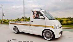 Modifikasi Pickup Daihatsu Grand Max 2012