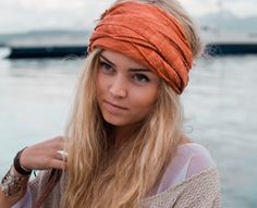 How to wear: 6 x sjaal in je haar