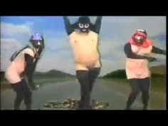Leigh Bowery & Raw Sewage WALK THIS WAY 3D - YouTube