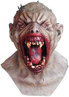 Farkasz mask #Scary #Costume #Halloween
